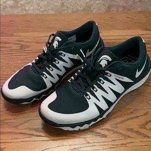 Nike Flywire 5.0 Michigan State Spartans 10 Used